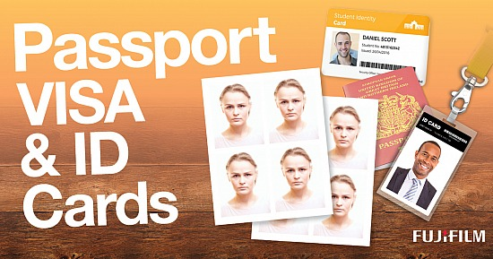 Passports Photos - Get in before the price rise!