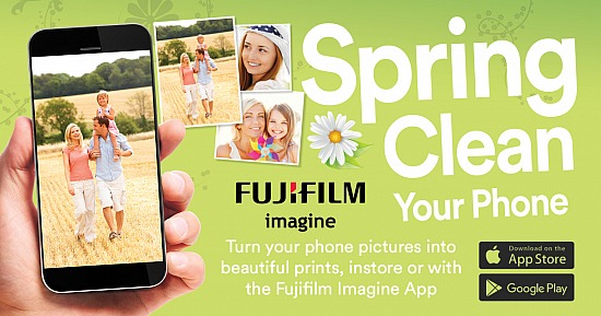 Spring Clean your phone - Download our amazing App - iOS and Android compatible.