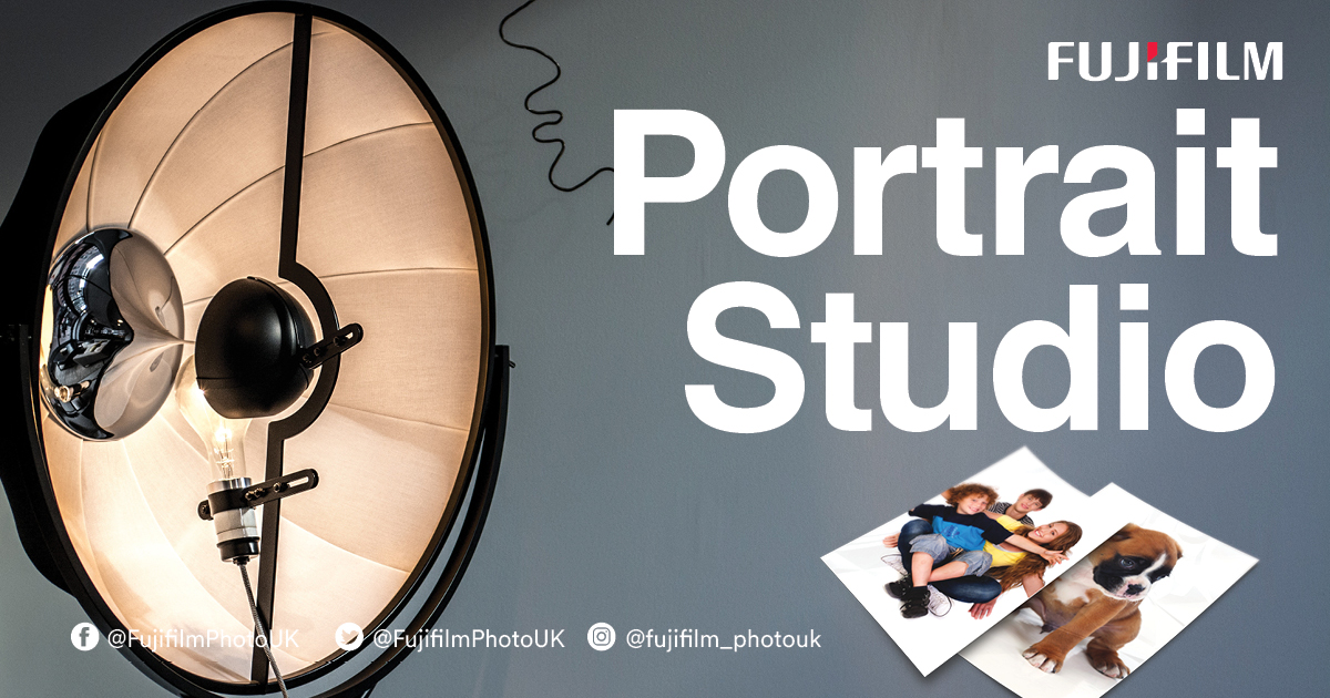 Book in to our Photographic Studio
